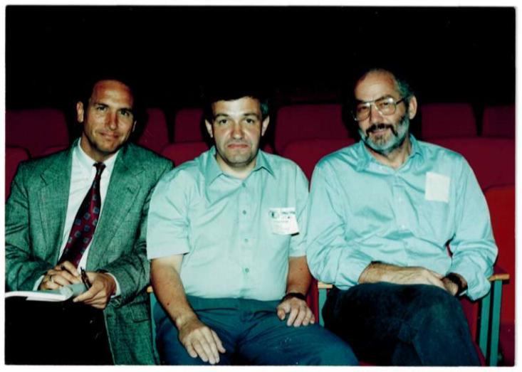 Двадцать пять лет назад в качестве докладчика я участвовал в международной конференции по холодинамике.